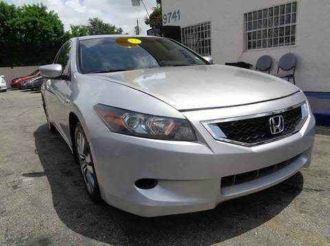 2009 Honda Accord for sale in Miami, FL