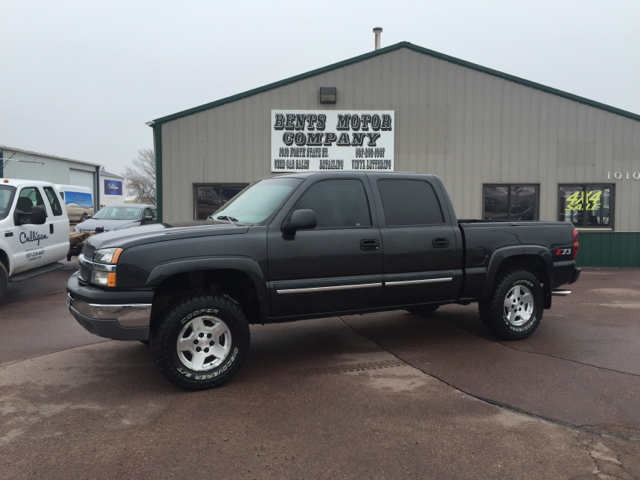 2004 chevrolet silverado 1500 z71 4dr crew cab 4wd sb in fairmont mn bents motor co. Black Bedroom Furniture Sets. Home Design Ideas
