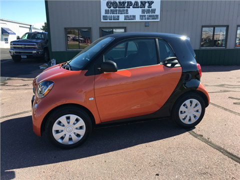 2016 Smart fortwo for sale in Fairmont MN