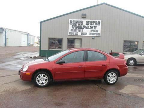 2004 Dodge Neon for sale in Fairmont MN