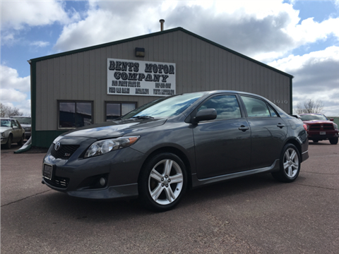 2009 Toyota Corolla for sale in Fairmont MN