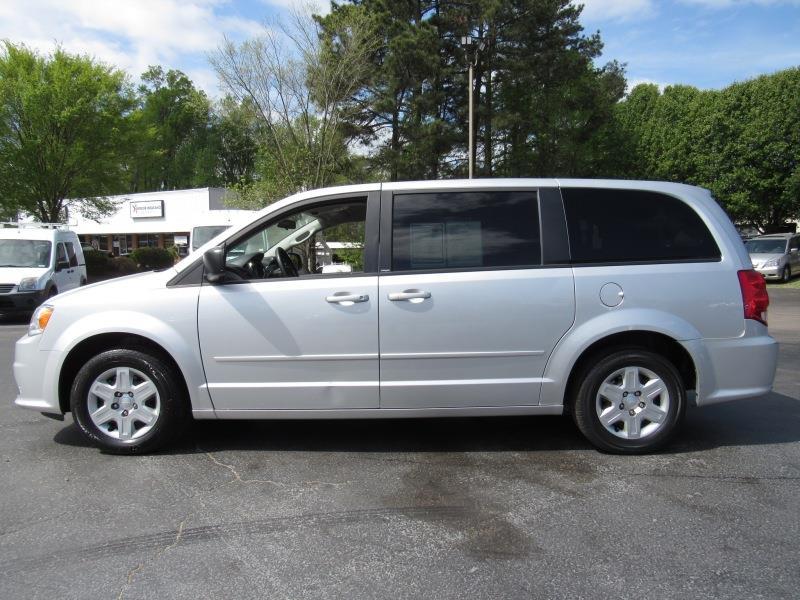 American Auto Sales Nc: 2012 Dodge Grand Caravan American Value Package 4dr Mini