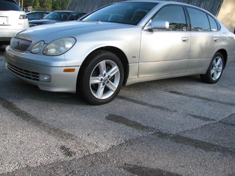 2002 Lexus GS 300 4dr Sedan - Tampa FL