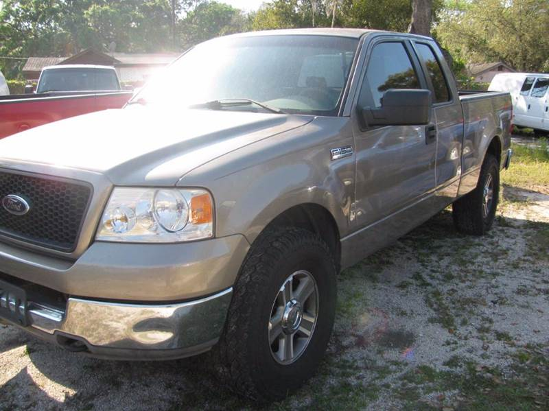 2005 Ford F-150 4dr SuperCab FX4 4WD Styleside 5.5 ft. SB - Tampa FL