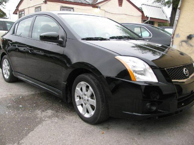 2010 Nissan Sentra 2.0 SR 4dr Sedan - Tampa FL