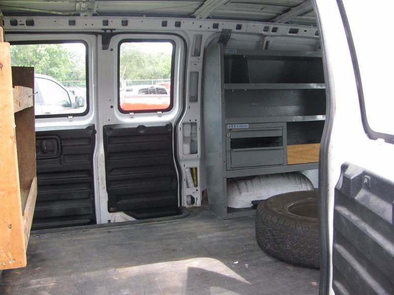 2006 Chevrolet Express Cargo 2500 3dr Van - Tampa FL