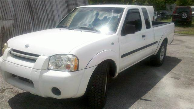 2002 Nissan Frontier XE - Tampa FL