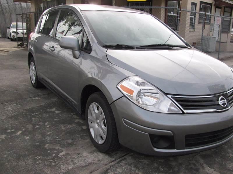 2011 Nissan Versa 18 S 4dr Hatchback 4a In Tampa Fl Advance Import