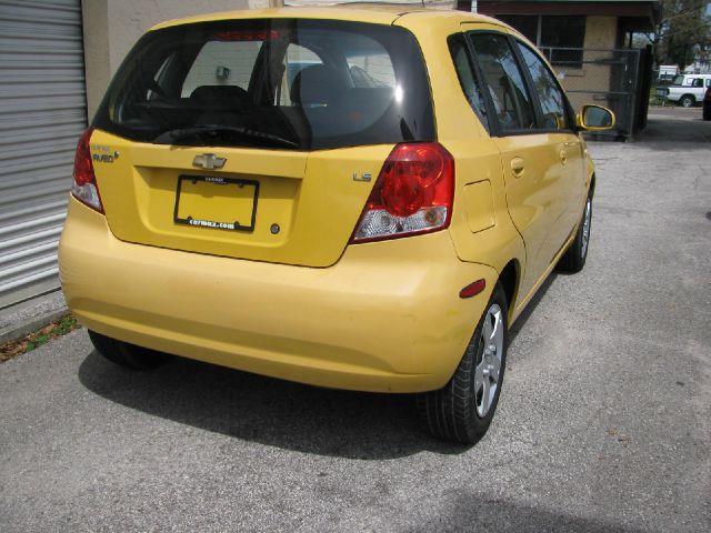 2008 Chevrolet Aveo LS 4dr Sedan - Tampa FL