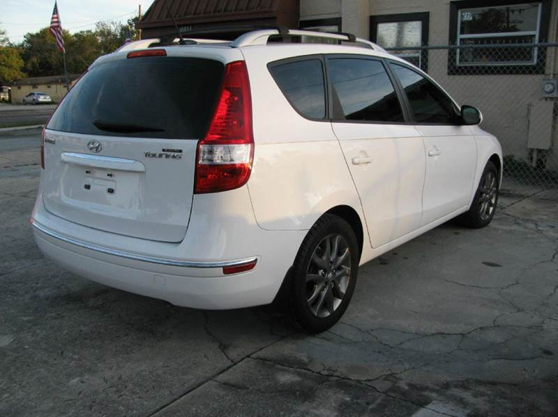 2012 Hyundai Elantra Touring GLS 4dr Wagon - Tampa FL