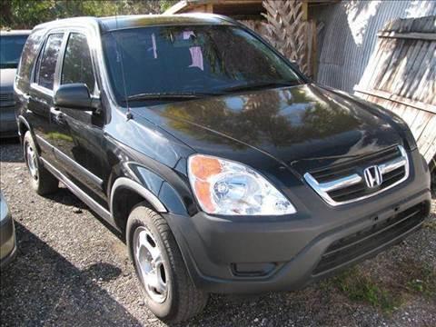 2002 Honda CR-V for sale in Tampa, FL