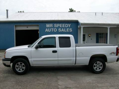 2004 Chevrolet Silverado 1500 for sale in Lorain, OH
