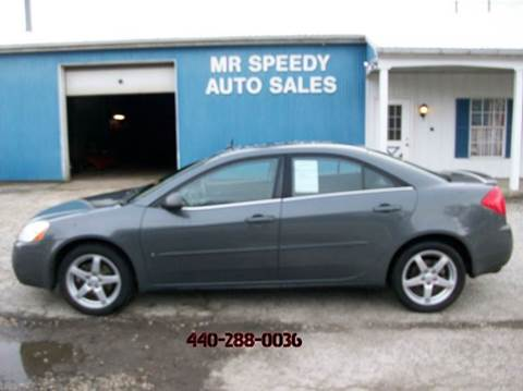 2008 Pontiac G6 for sale in Lorain, OH