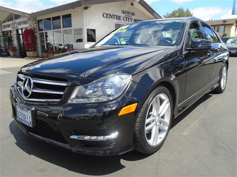 2014 Mercedes Benz C Class C 250 Sport 4dr Sedan   Escondido CA