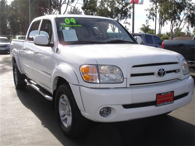 2004 toyota tundra 4dr double cab limited rwd sb v8 in for Centre city motors escondido ca