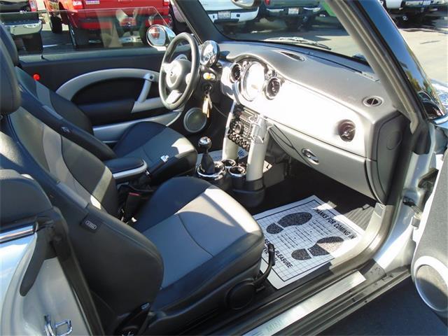 2006 Mini Cooper 2dr Convertible In Escondido Ca Centre City Motors