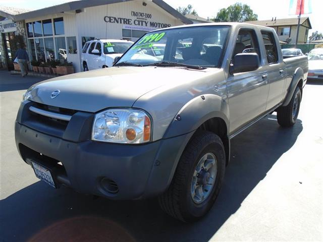 2003 nissan frontier se v6 4dr crew cab se v6 in escondido ca centre city motors. Black Bedroom Furniture Sets. Home Design Ideas