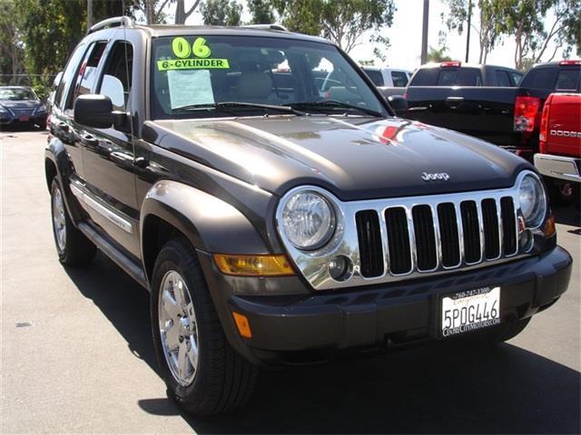2006 Jeep Liberty Limited 4dr Suv 4wd In Escondido Ca Centre City Motors