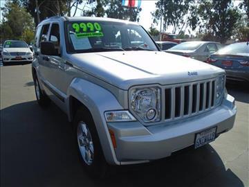 2011 Jeep Liberty for sale in Escondido, CA