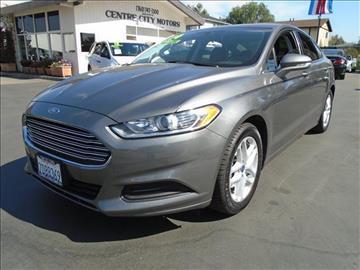 2014 Ford Fusion for sale in Escondido, CA
