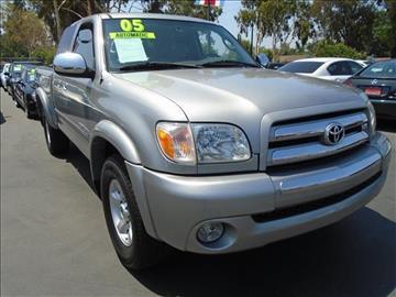 2005 Toyota Tundra for sale in Escondido, CA