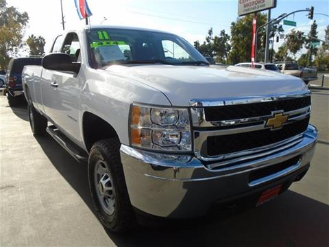 2011 Chevrolet Silverado 2500 For Sale Carsforsale