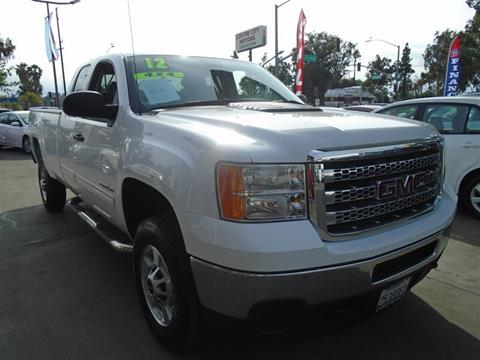 2012 GMC Sierra 2500HD for sale in Escondido, CA