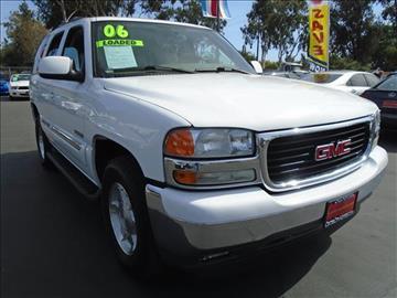 2006 GMC Yukon for sale in Escondido, CA