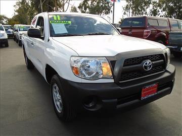 2011 Toyota Tacoma for sale in Escondido, CA