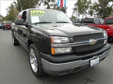 2003 Chevrolet Silverado 1500 for sale in Escondido, CA