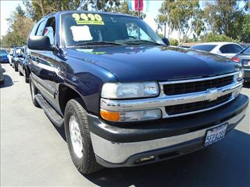2004 Chevrolet Tahoe for sale in Escondido, CA