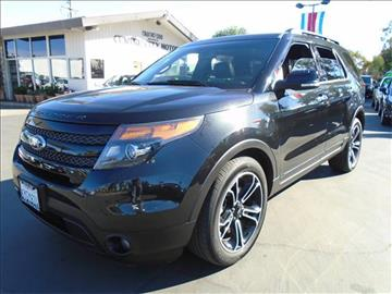 2013 Ford Explorer for sale in Escondido, CA