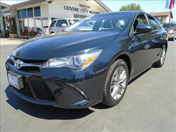 2017 Toyota Camry for sale in Escondido, CA