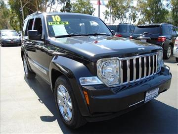 2010 Jeep Liberty for sale in Escondido, CA