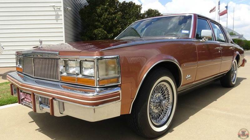 1979 cadillac seville eleganta in dallas tx texas classic cars of dallas. Black Bedroom Furniture Sets. Home Design Ideas