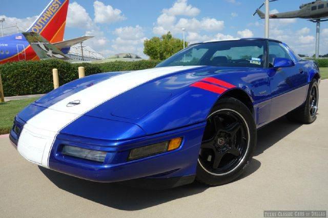 1996 Chevroket Corvette