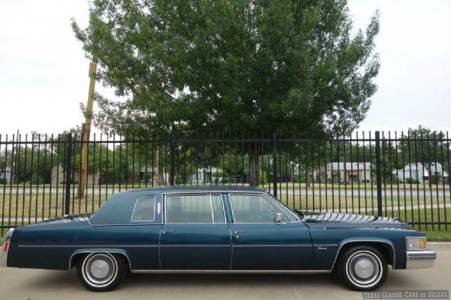 1979 Cadillac Fleetwood