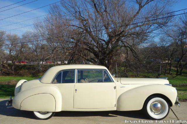 used 1941 lincoln continental for sale. Black Bedroom Furniture Sets. Home Design Ideas
