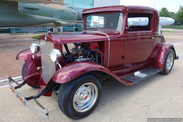 1931 Chevrolet 3-WINDOW COUPE