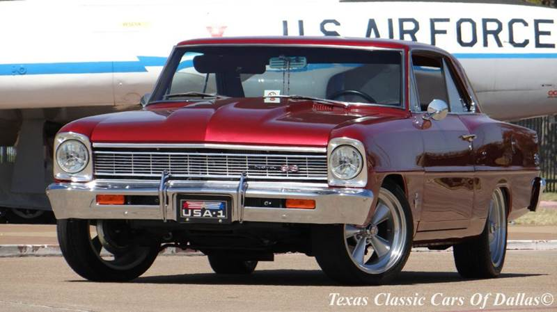 1966 chevrolet nova ss in dallas tx texas classic cars of dallas. Black Bedroom Furniture Sets. Home Design Ideas