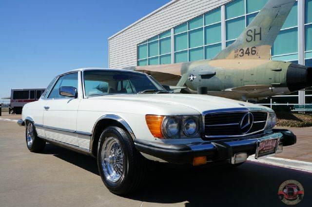 1979 Mercedes-Benz 400-Series