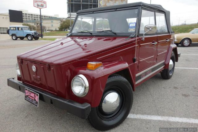 Used volkswagen thing for sale for Head motor company columbia mo