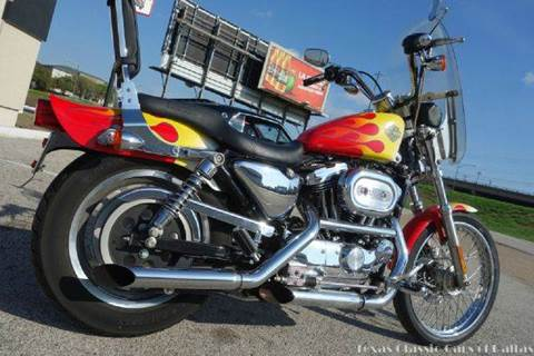 2003 Harley-Davidson Sportster for sale in Dallas, TX