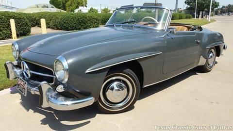 1956 Mercedes-Benz 190-Class