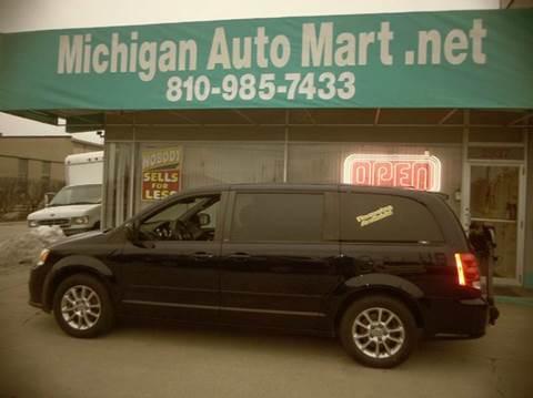 2012 Dodge Grand Caravan for sale in Port Huron, MI