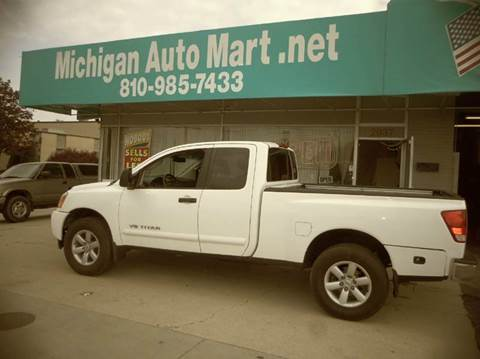 2011 Nissan Titan for sale in Port Huron, MI
