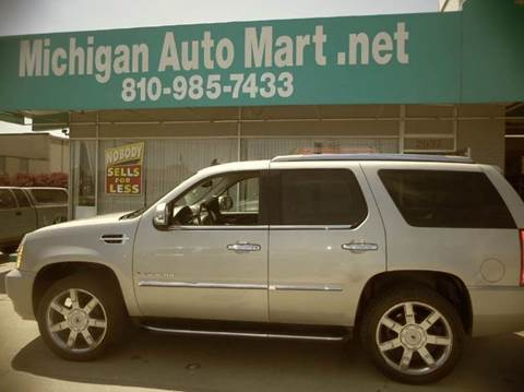 2007 Cadillac Escalade for sale in Port Huron, MI