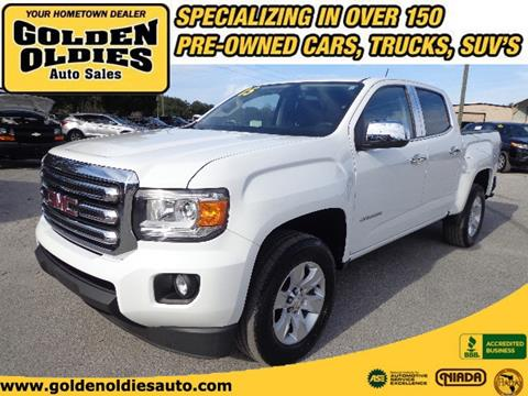 2015 GMC Canyon for sale in Hudson, FL