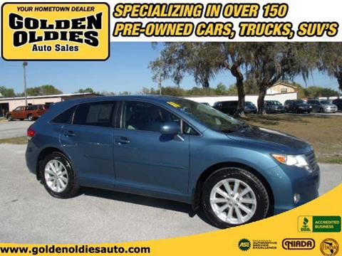 2011 Toyota Venza for sale in Hudson, FL