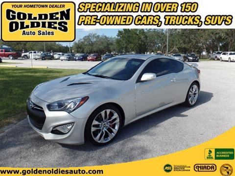 2013 Hyundai Genesis Coupe for sale in Hudson, FL